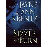Sizzle and Burn (Arcane Society Book 3) ~ Jayne Ann Krentz