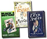 Mark Gatiss Lucifer Novel Collection: Vesuvius Club, the Devil in Amber, Black Butterfly