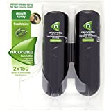 Nicorette Quickmist Duo Nicotine Mouthspray 1 mg