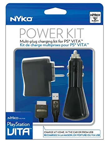 Nyko 85100 Playstation Vita Multi-Power Kit