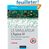 Le simulateur LTspice IV - 2e éd. - Manuel, méthodes et applications