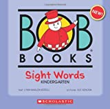 img - for By Lynn Maslen Kertell - Bob Books: Sight Words Kindergarten Set (6.1.2010) book / textbook / text book