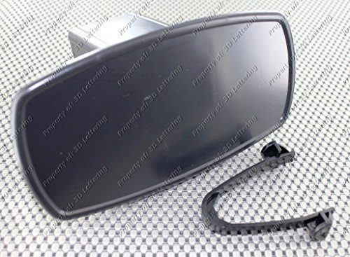Blank Trailer Hitch Cover - Mirror Style (Temporary Trailer Hitch compare prices)