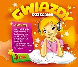 Amazon.com: Gwiazdy dzieciom: Aktorzy [BOX] [3CD]: Various Artists