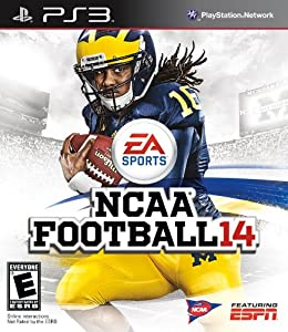 NCAA Football 14 - Playstation 3 by EA Sports
