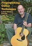 echange, troc Fingerpicking Guitar Techniques Set a Two Volume [Import anglais]