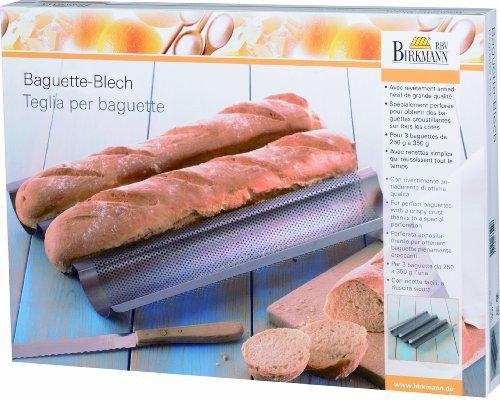 210141 Baguette-Blech, 38.5 x 28 cm