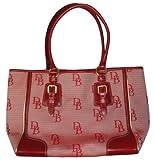 Women's Dooney & Bourke Purse Handbag Small Taylor Shopper Red