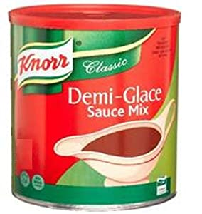 Knorr Demi-Glace Sauce Mix, 28-Oz  Canisters (Pack of 2)