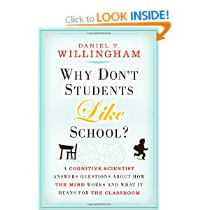 why don t students like school by