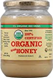 YS Organic Bee Farms CERTIFIED ORGANIC RAW HONEY 100% CERTIFIED ORGANIC HONEY Raw, Unprocessed, Unpasteurized - Kosher 32oz
