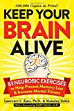 img - for Keep Your Brain Alive: 83 Neurobic Exercises to Help Prevent Memory Loss and Increase Mental Fitness book / textbook / text book
