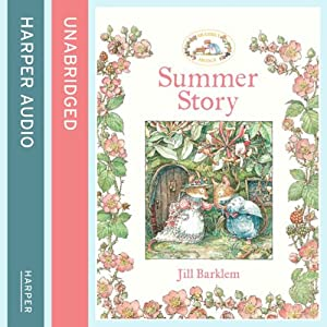 Summer Story (Brambly Hedge) Audiobook
