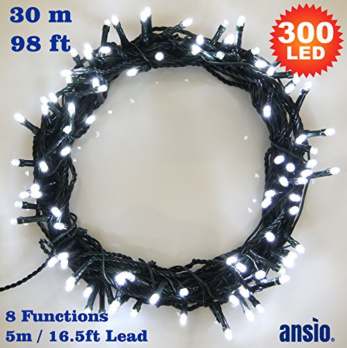 fairy-lights-300-led-bright-white-indoor-outdoor-string-lights-power-operated-8-functions-30m-98ft-l