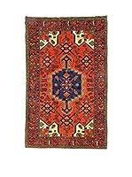 L'EDEN DEL TAPPETO Alfombra Mossul Rojo 98 x 158 cm