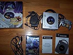 Gamecube platinum console includes pokemon xd gale of darkness bundle unknown - Gamecube pokemon xd console ...