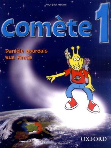 Comète 1: Student's Book: Part 1: Student's Book Pt.1