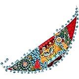 Desigual - triangulo rihanna - foulard - femme