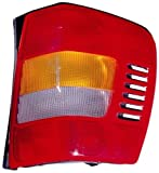1999-2001 Jeep Grand cherokee Tail Light (up to 11/2001) (2000 99 00 01) - Passenger Side - DOT Certified Tail Light