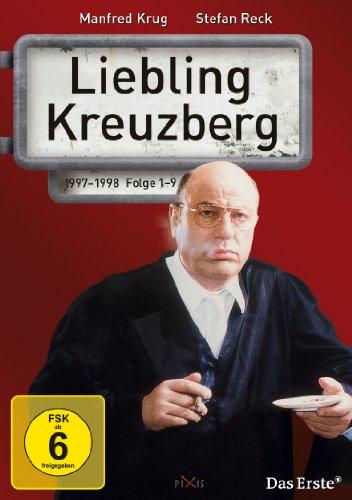 Liebling Kreuzberg - Staffel 5 (3 DVDs, Folge 1-9)