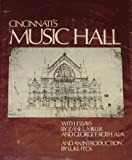 img - for Cincinnati's Music Hall book / textbook / text book
