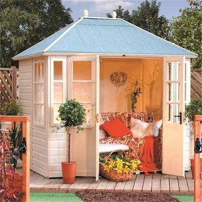 Supersheds UK Chatsworth Summerhouse