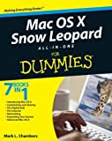 img - for Mac OS X Snow Leopard All-in-One For Dummies book / textbook / text book