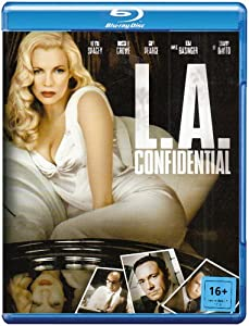 L.A Confidential [Blu-ray] [Import belge]