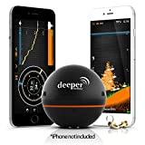 Deeper Smart Portable Fishfinder f/Smartphone or Tablet - Wall Charger Not Included