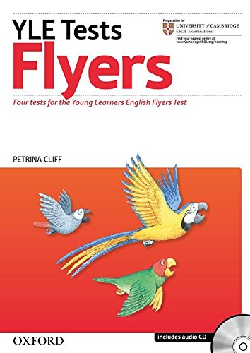 Cambridge Young Learners English Tests: Flyers: Student's Pack (Practice Tests)