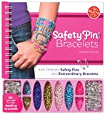 Safety Pin Bracelets: Turn Ordinary Safety Pins into Extraordinary Bracelets (Klutz)