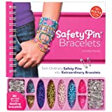 Safety Pin Bracelets (Klutz)by Kaitlyn Nichols