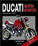 Ducati Mostro Monster : Des 400 cm3 a...