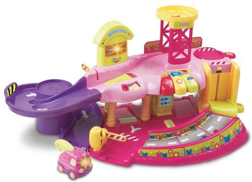 VTech 80-124954 - Tut Tut Baby Flitzer - Garage, pink