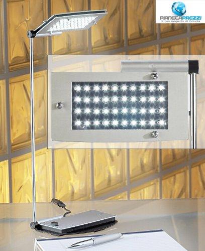 """Lunartec LED-Tischlampe """"Slim"""