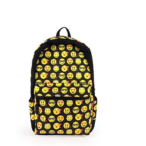 novelty-emoji-kids-backpack-school-bag-book-bag-children-girls-drawstring-bags-yellow