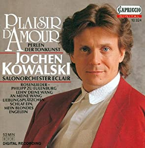 Vocal Recital: Kowalski Joche