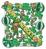 St Patrick Decorating Kit - 37 Pcs Party Accessory (1 count)