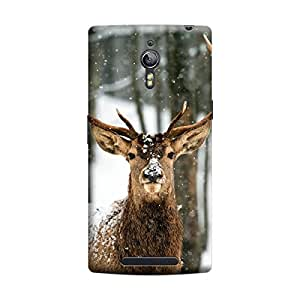 iCover Premium Printed Mobile Back Case Cover With Full protection For Oppo Find 7 (Designer Case)