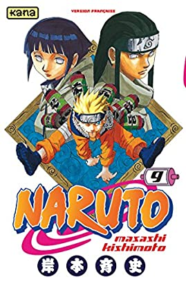 Naruto Tome 9 by Telecharger - Blaine Zcsc