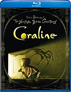 Coraline (2D Version) [Blu-ray]
