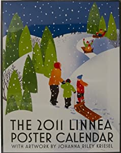 Linnea 2011 Collectable Poster Calendar