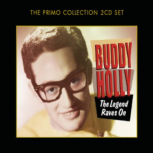 Buddy Holly - The Legend Raves On - Zortam Music