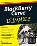 BlackBerry Curve For Dummies