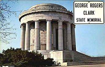 george rogers clark memorial - photo #20