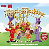 Music Machine (+DVD)by Various