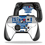 MightySkins Protective Vinyl Skin Decal for Valve Steam Controller case wrap Cover Sticker Skins Cyber Bot (Color: Cyber Bot, Tamaño: Valve Steam Controller)