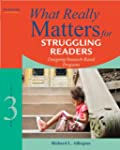 What Really Matters for Struggling Re...
