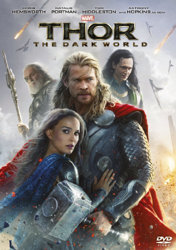 Thor: The Dark World [DVD] [2013]