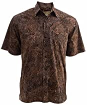 Walnut Leaf (XL, Brown), Brown, X-Large, Johari West